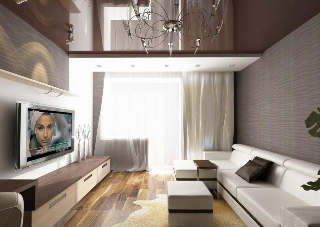 Идеи для ремонта однокомнатных квартир 14