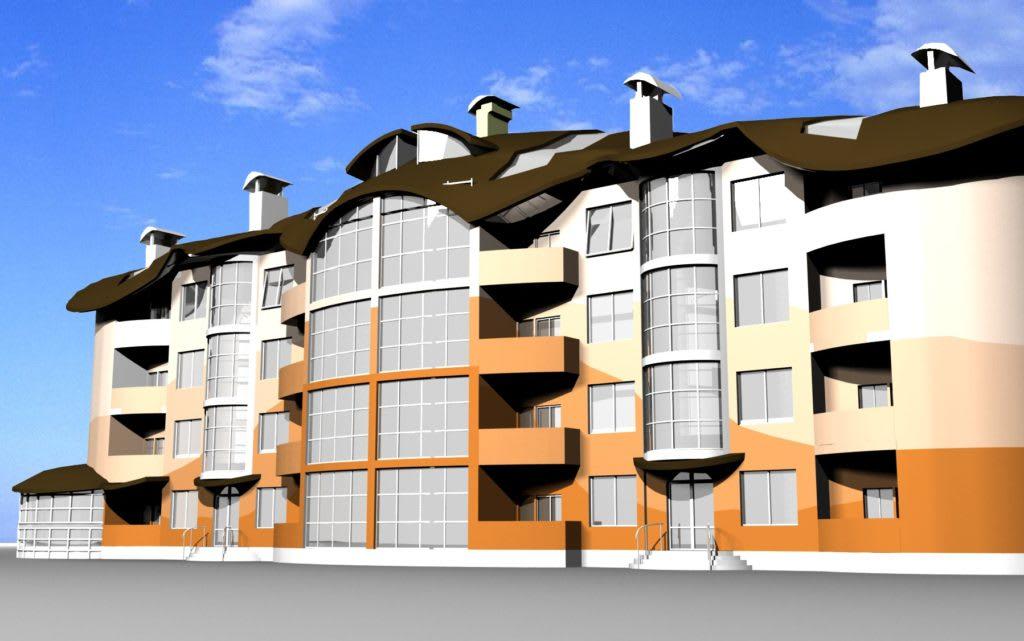 1_Квартирный дом клубного типа (Киев)