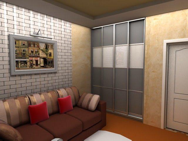 1_г.Киев — авторский дизайн квартиры