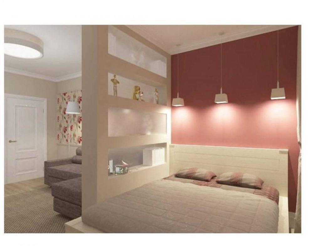 Идеи для ремонта однокомнатных квартир 24