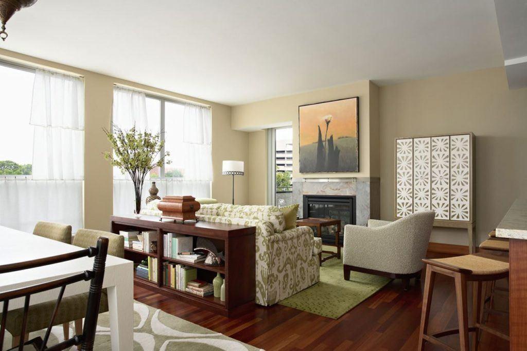 Идеи для ремонта однокомнатных квартир 25