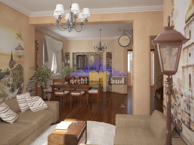 2_г.Буча — частный дом на 2 этажа