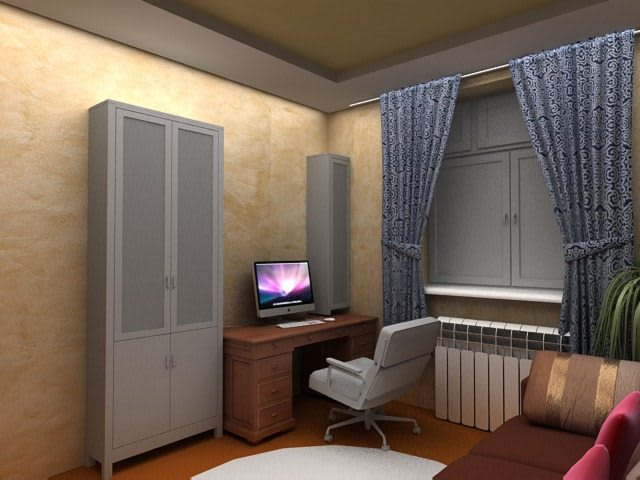 2_г.Киев — авторский дизайн квартиры