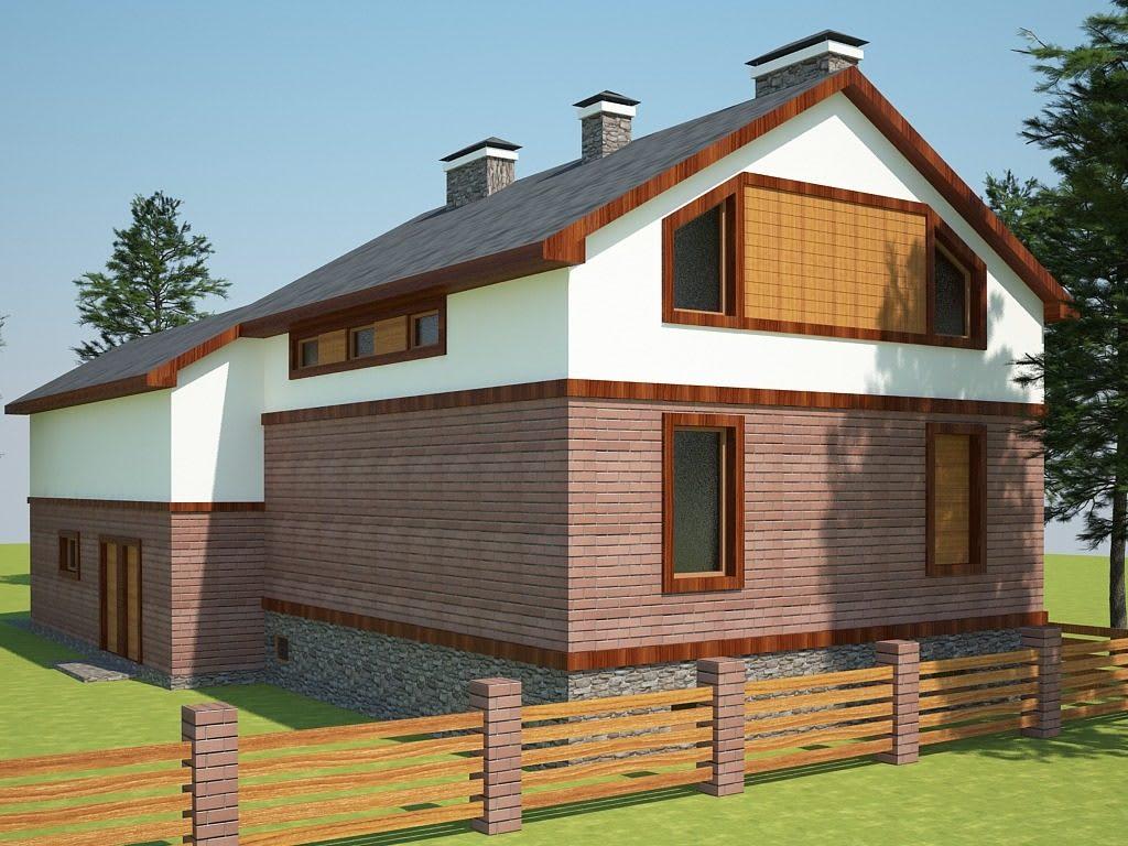 2_с.Горенка - реконструкция частного жилого дома с достройкой