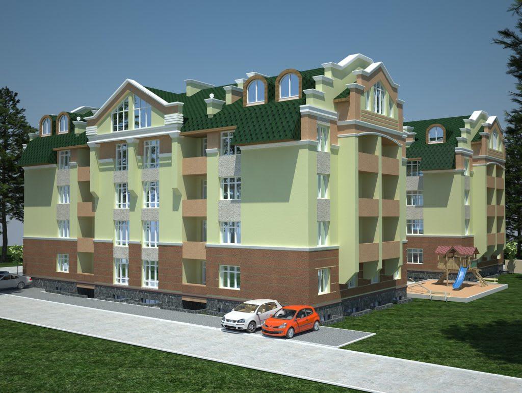 3_Квартирный дом ( г. Ирпень )