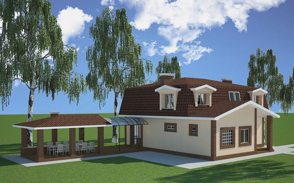 3_с. Крюковщина - малоэтажный жилой дом