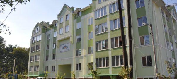 4_Многоквартирный дом в г.Ирпень ул.Мечникова 112-114