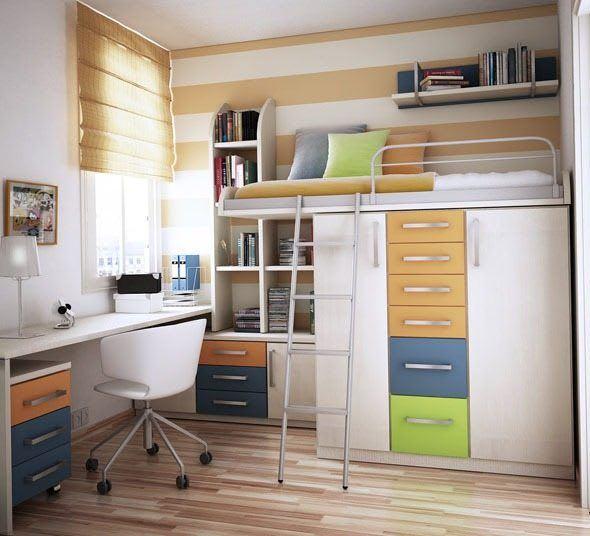 Идеи для ремонта однокомнатных квартир 4