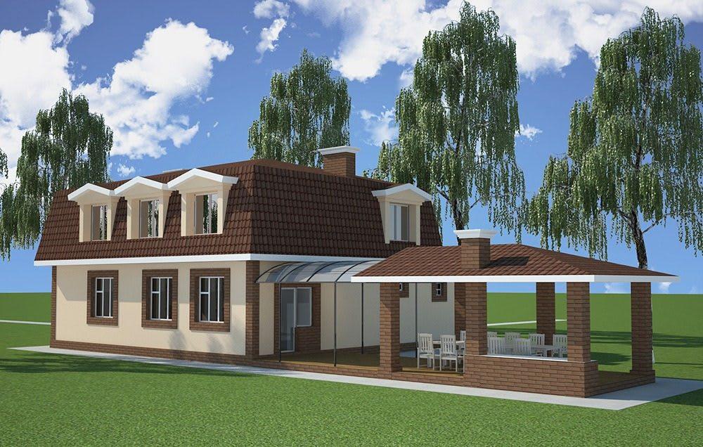 4_с. Крюковщина - малоэтажный жилой дом