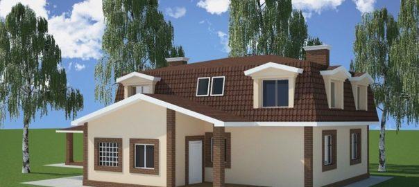 5_с. Крюковщина - малоэтажный жилой дом