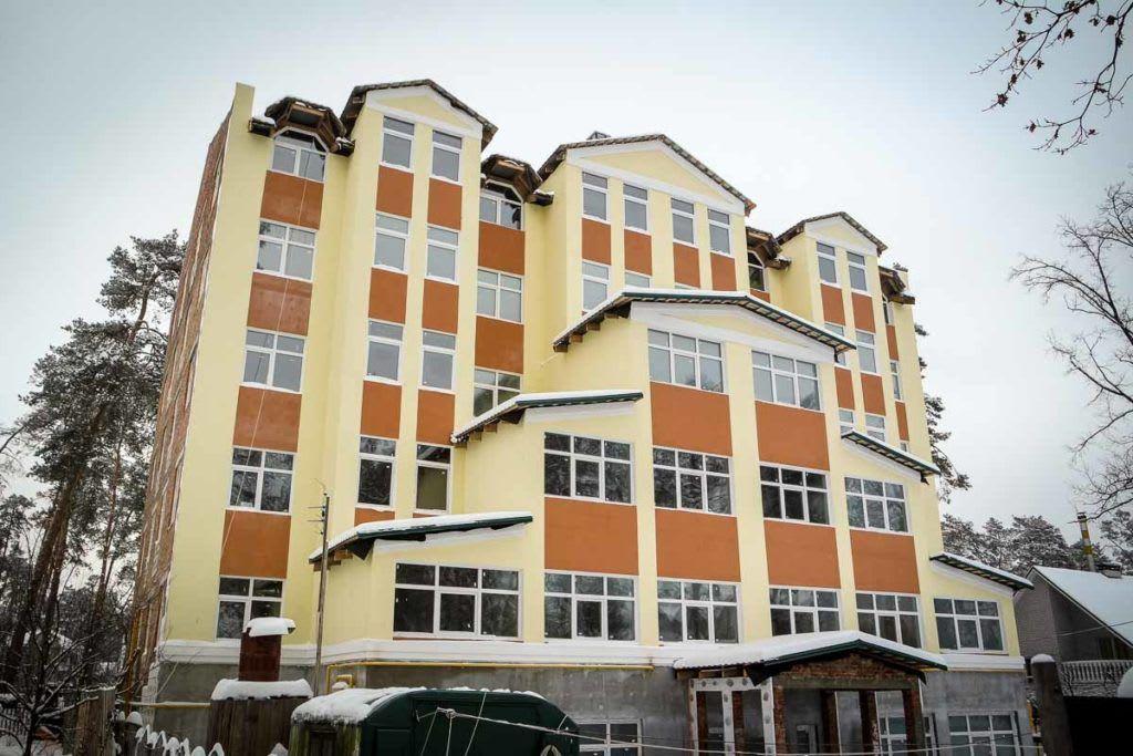 6_Квартирный дом ( г.Буча_2 ул. Шевченко 22б)
