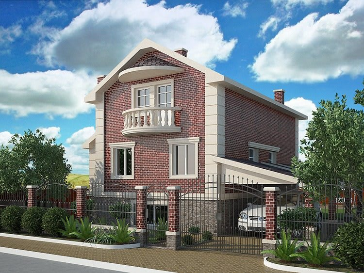 6_с. Зазимье - малоэтажный жилой дом