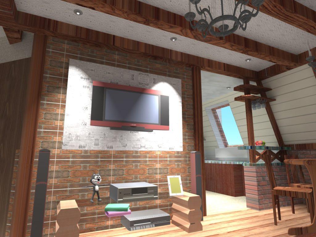 7_г.Буча — Квартира в мансардном этаже