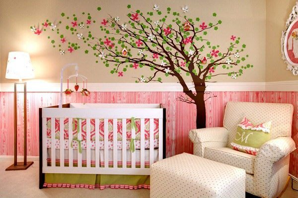 Идеи для ремонта детских комнат 8