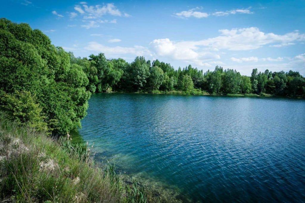 Голубое озеро Горенка 2
