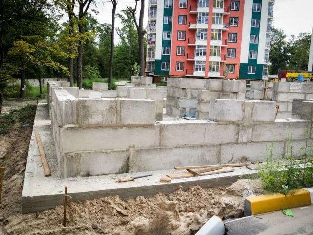 """ЖК """"Академквартал"""" ход строительства 2"""